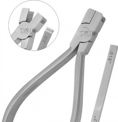 IDC-04-0308 Individual Torquing Pliers Set with key.